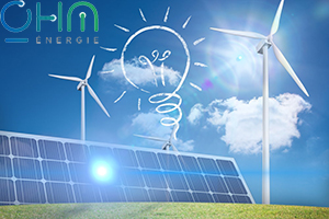 Electricité verte ohm energie