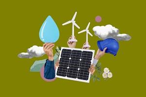 Fournisseur d'électricité verte le moins cher